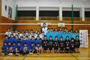 スポーツ学びのひろば「バレーボール教室」開催