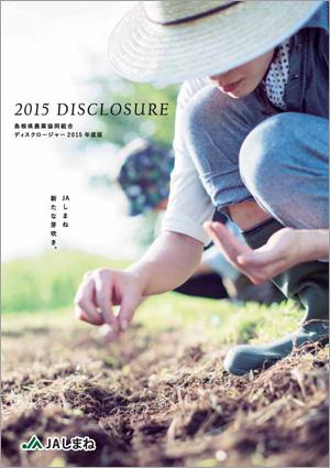 2015年版 ディスクロージャー誌
