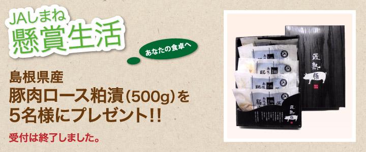 【受付終了】懸賞生活 2月のプレゼント