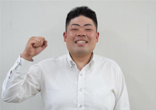 竹下洋介 副会長(出雲青年連盟)