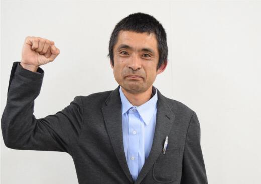 安達隆行委員(くにびき青年連盟)